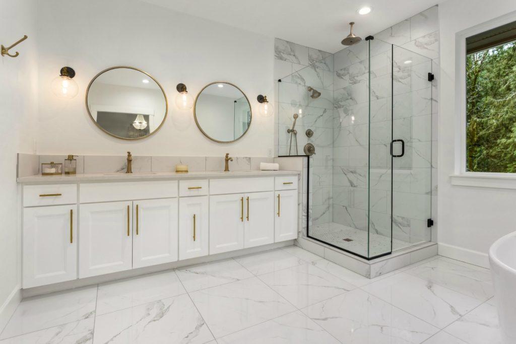 Transformer salle de bain