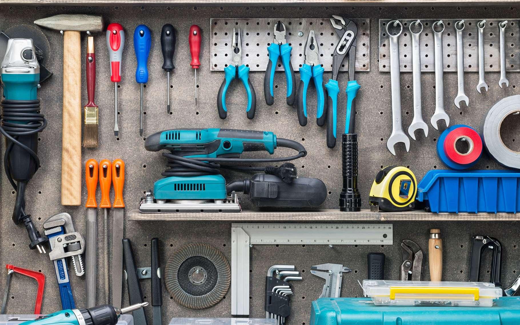 outils indispensables pour faire du bricolage