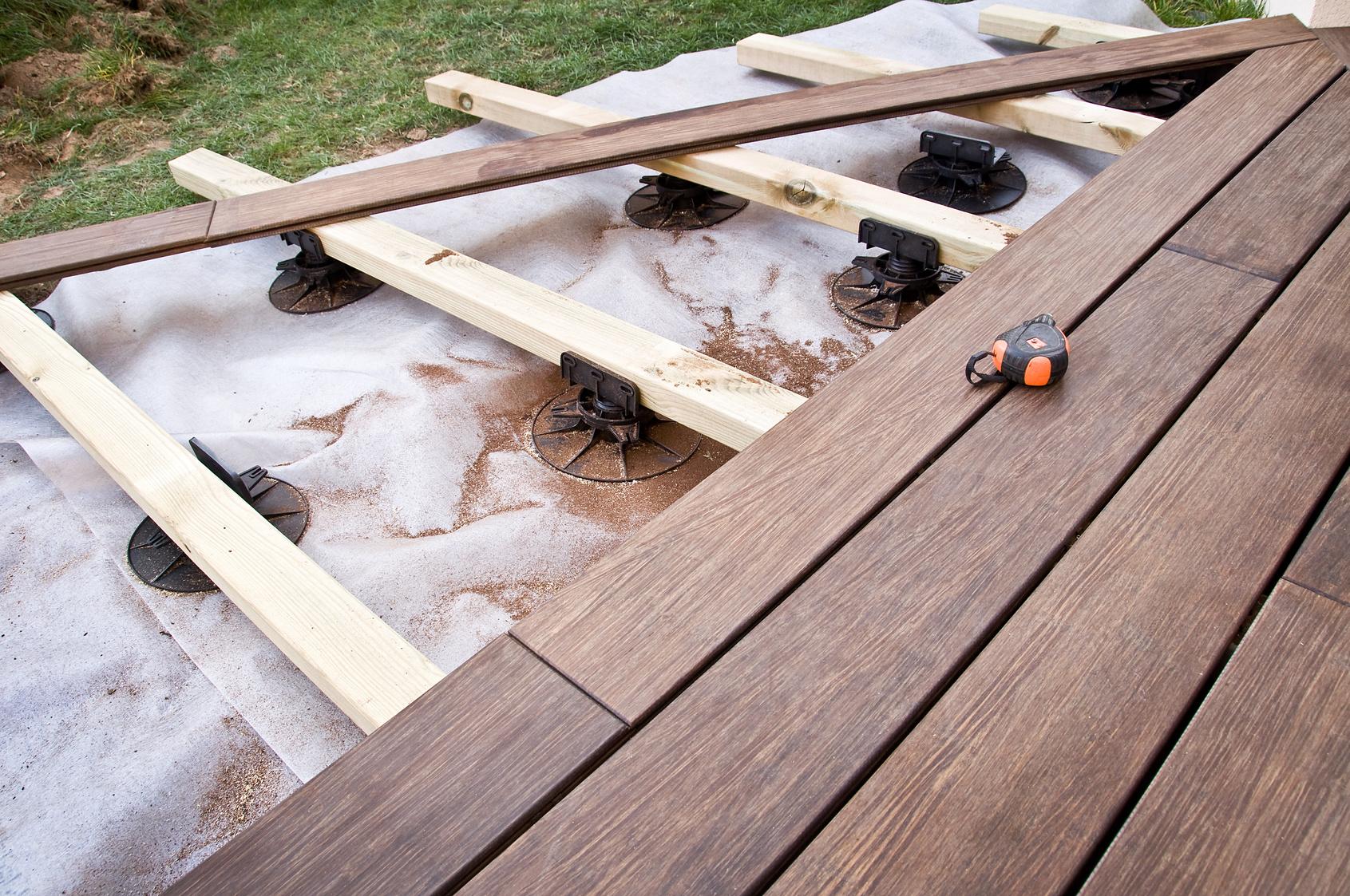 La construction de terrasse en quelques aspects